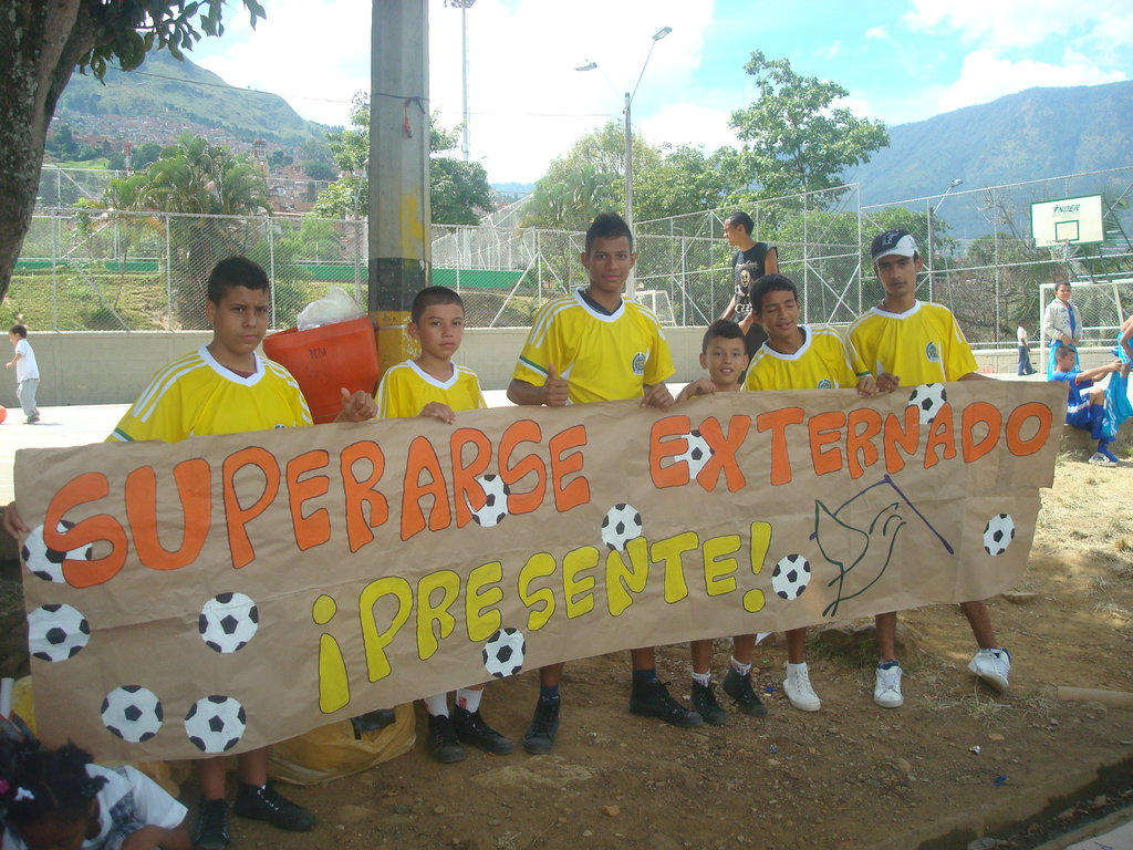 Help us PROTECT children at risk in Colombia