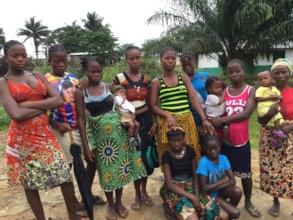 1 Rural Women Economic Empowerment (VSLA) Group