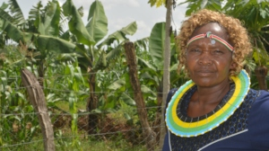 Paulina: Kenyan farmer and climate defender