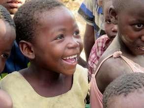 Young village girls are future Kupanda Girls!