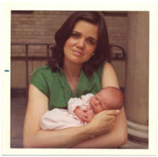 Pam & Devon April 1976