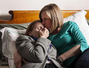 Devon & Mom | the Genius of Caring