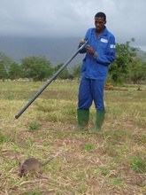 Ziko HeroRAT training on the field