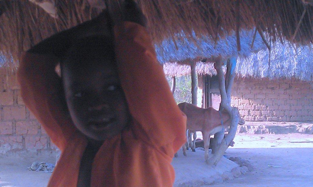 Provide  lunch for 500 school kids in Uganda