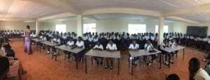 Inter-school competition under way