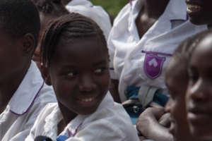 Students at Rising Day