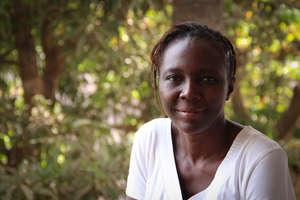 Teacher Mariatu Sesay