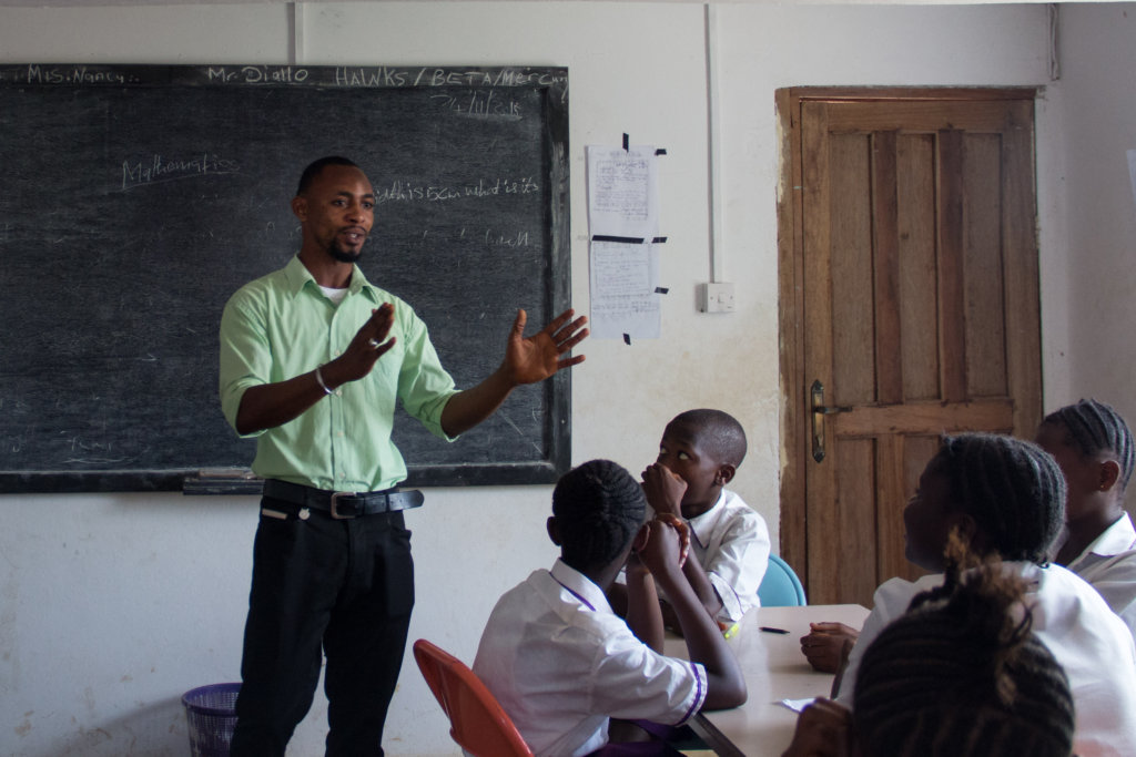 Quality Education in Sierra Leone and Liberia