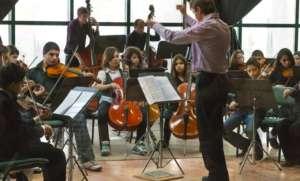 The ESNMC is bringing 2 teachers, violins, cellos!