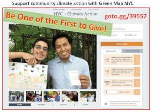 Help our New York climate maps and projects today!