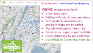 Our Mapping Platform has unique versatile features