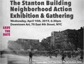 Envision the past and the future of @StantonBldg