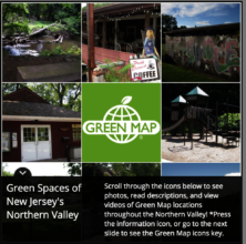 NJ Green Map Story Map by Jake Greenberg