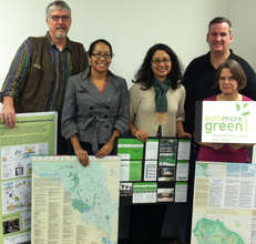 Baltimore Green Map became a Non-Profit in 2013
