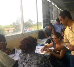 Mapa Verde Cuba National Workshop 11-16