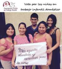 Vote for child domestic workers!