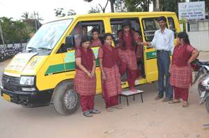 Hostel facility for Handicapped girls