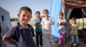 Refugee boy in Turkey P: Th.Lohnes/DKH