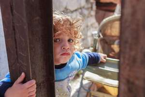 Give Support to 600 Syrian Refugee Families