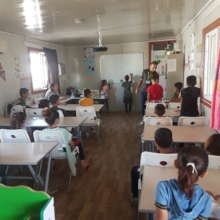 Children's Center Activities