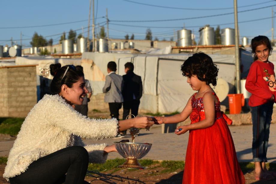 Free Yezidi Foundation Children's Center