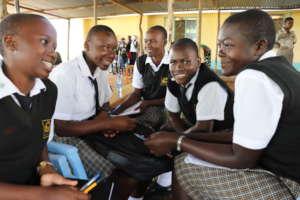 WISER Girls as Community Educators