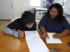 Selina Jesus, NAAF Director of Programs & Student