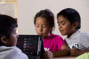 Native American After-School Program
