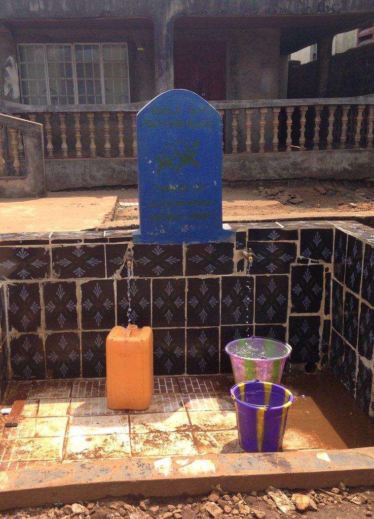 Communities Fighting Ebola in Urban Sierra Leone