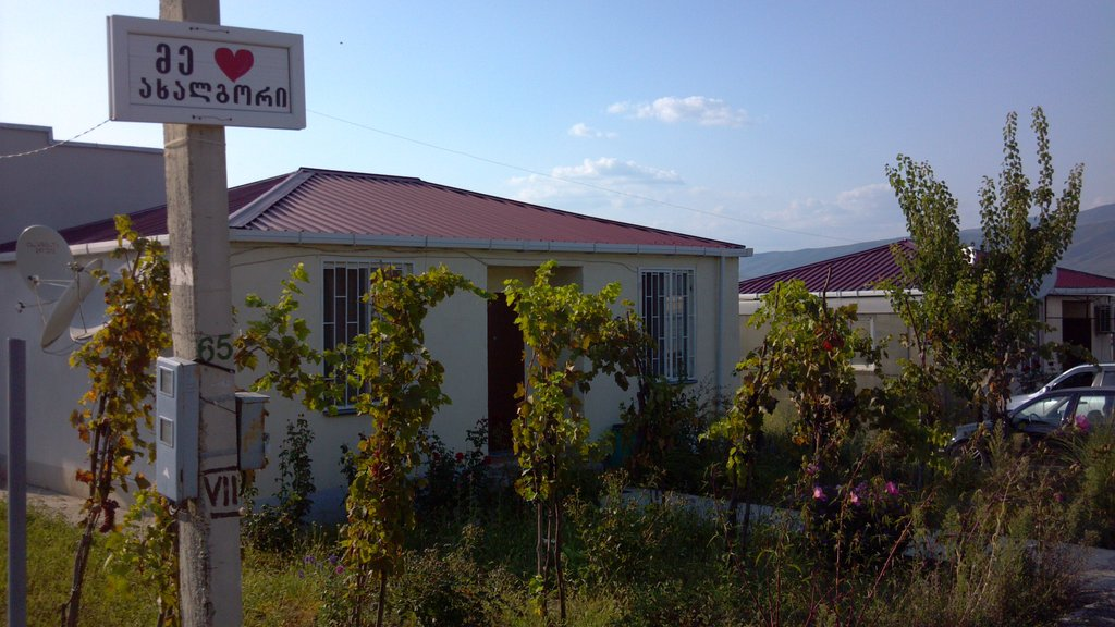 Social Enterprise Cafe for Georgian IDP Settlement