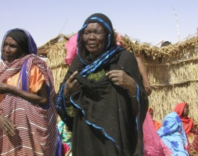 Grandparents in Darfur need our help