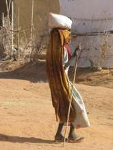 Grandmothers in the villages of Darfur are hungry