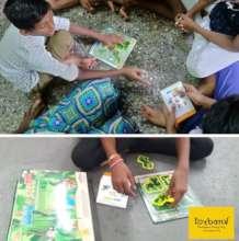 Puzzles enriching problem solving skills