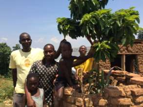 Kismia's 1 fruit tree now has 300 neighbors!