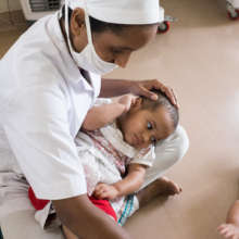 Our nurses provide 24 hour care to our infants