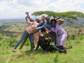 Tom in Kenya 2016