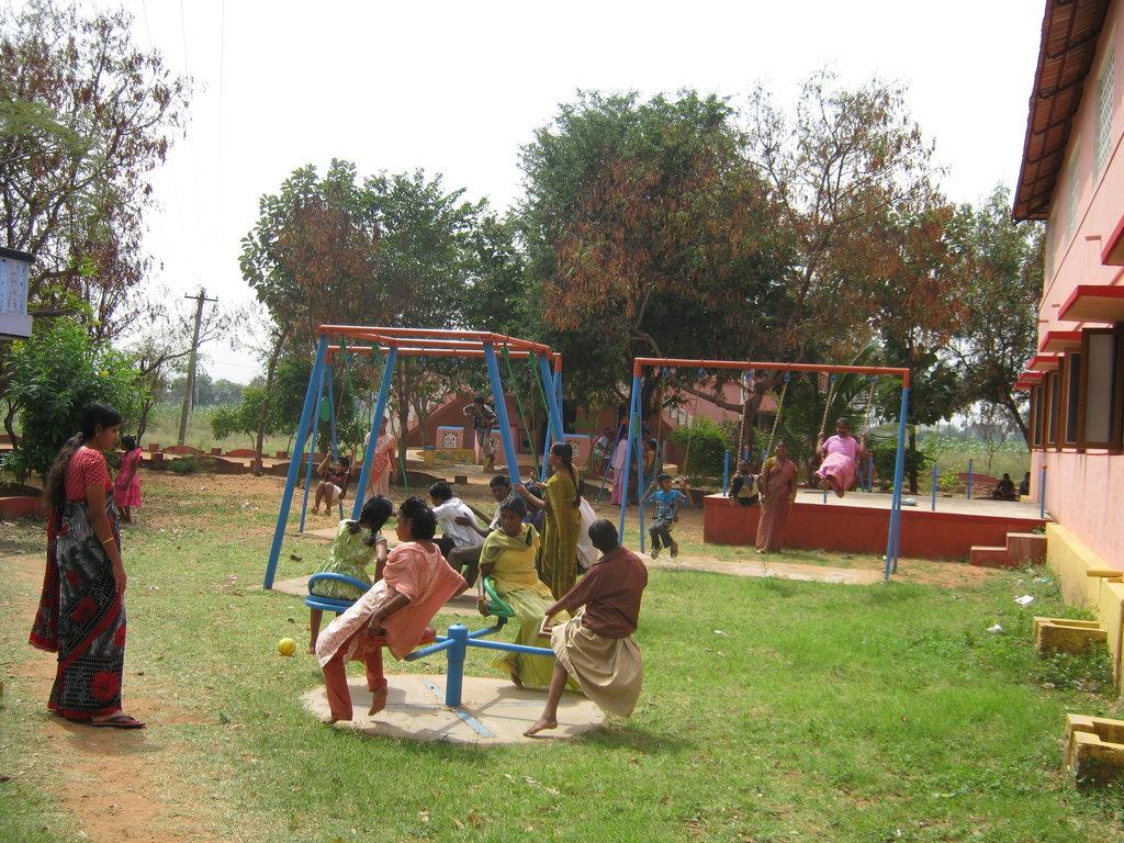 Rural Area Development Trust - Mentally Challenged