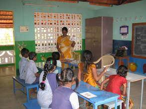 Special Children Class Room