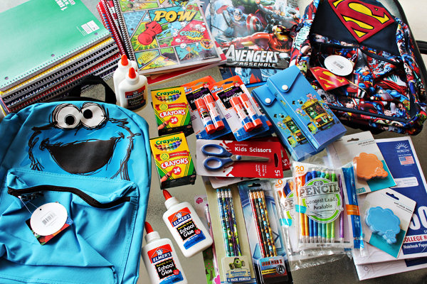 School Ready Adopt-A-Backpack Program