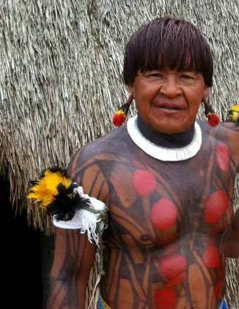 Bring the Kamayura chief to the United Nations