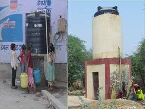 Improve water availability for slums