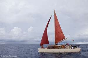 Inter island trasnport by sail