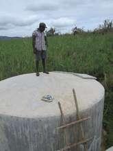 water supply at Takara