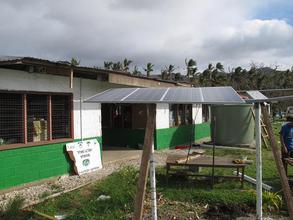 Panganisu school electric system