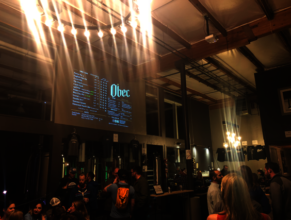 GEC Fundraiser at Obec Brewing in Seattle