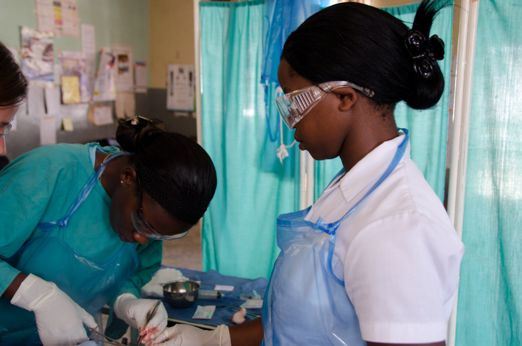 Save Lives with Emergency Care in Uganda