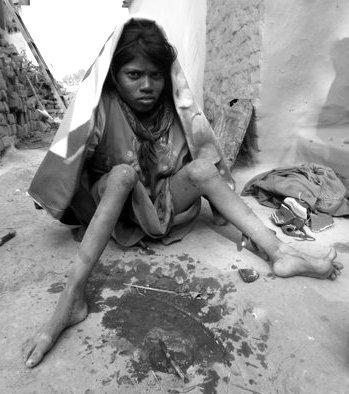 Send Child Beggars to School in Bodhgaya India