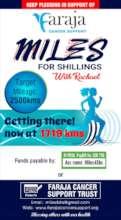 Rachel Gitonga's Miles 4 Shillings