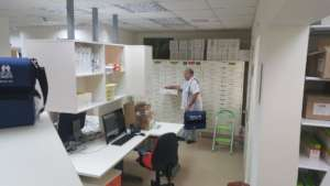 Preparing the Meds for Delivery