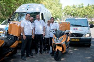 Our Mobile Meds vans!